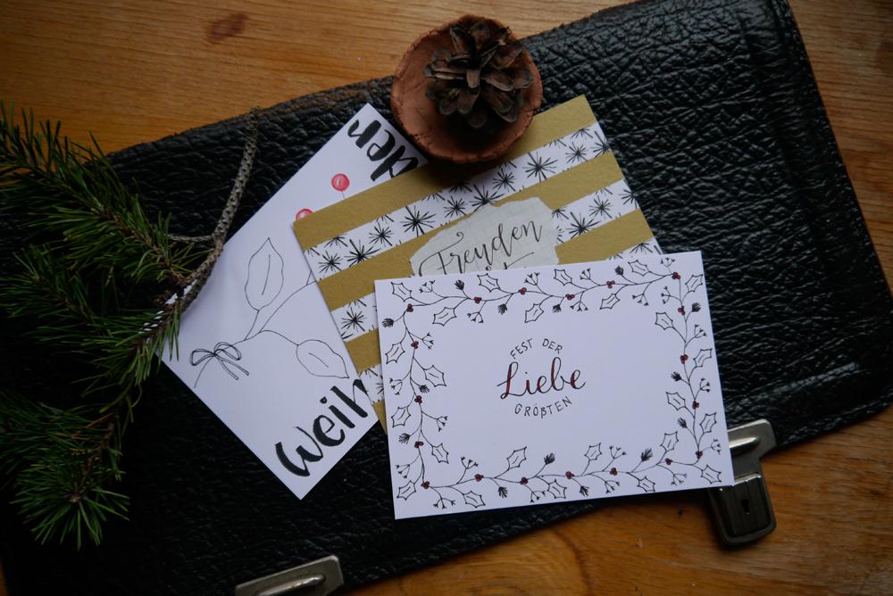 Weihnachtskarten Blanko.Weihnachtskarten Mit Uns Gestalten Mit Uns Zusammen